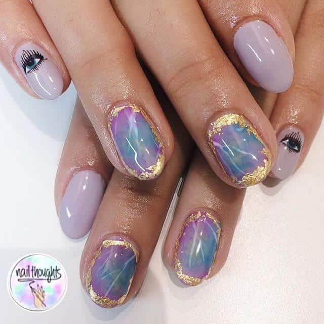 Neiru - Learn from the latest Japanese nail art tutorials.